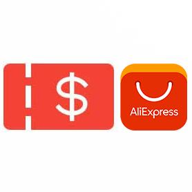 Kupon rabatowy 5$/50$ na wszystkie produkty na aliexpress, również z kilku różnych sklepów - w jednym zamówieniu.
